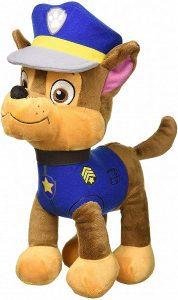 Peluche de Chase de la Patrulla Canina de 22 cm - Los mejores peluches de la Patrulla Canina - Peluches de la Patrulla Canina