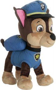 Peluche de Chase de la Patrulla Canina de 50 cm - Los mejores peluches de la Patrulla Canina - Peluches de la Patrulla Canina