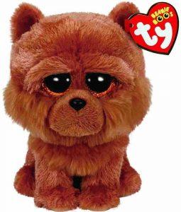 Peluche de Chow-Chow de 15 cm de Ty - Los mejores peluches de Chow-Chow - Peluches de perros