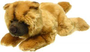 Peluche de Chow-Chow de 17 cm de Venturelli - Los mejores peluches de Chow-Chow - Peluches de perros
