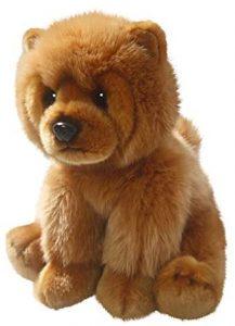Peluche de Chow-Chow de 25 cm de Carl Dick - Los mejores peluches de Chow-Chow - Peluches de perros