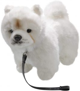 Peluche de Chow-Chow de 27 cm de Carl Dick - Los mejores peluches de Chow-Chow - Peluches de perros