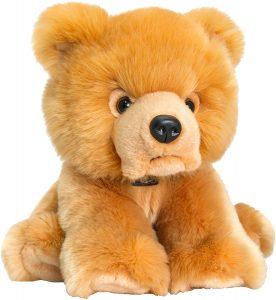 Peluche de Chow-Chow de 35 cm de Keel Toys - Los mejores peluches de Chow-Chow - Peluches de perros