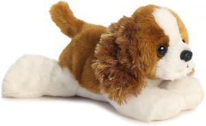 Peluche de Cocker Spaniel de 20 cm de Aurora - Los mejores peluches de cockers - Peluches de perros