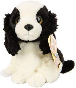 Peluche de Cocker Spaniel de 20 cm de Black Temptation - Los mejores peluches de cockers - Peluches de perros