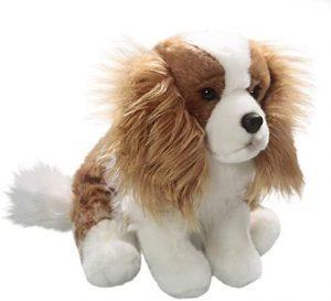 Peluche de Cocker Spaniel de 25 cm de Carl Dick - Los mejores peluches de cockers - Peluches de perros
