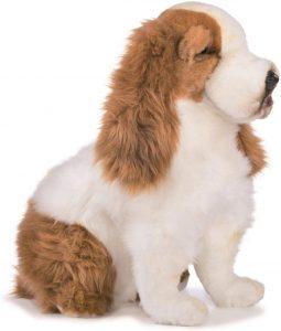Peluche de Cocker Spaniel de 30 cm de Hansa - Los mejores peluches de cockers - Peluches de perros