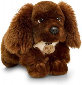 Peluche de Cocker Spaniel de 35 cm de Toyland 2 - Los mejores peluches de cockers - Peluches de perros
