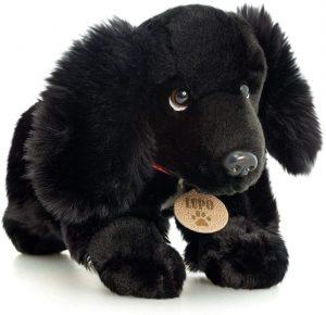 Peluche de Cocker Spaniel de 35 cm de Toyland - Los mejores peluches de cockers - Peluches de perros