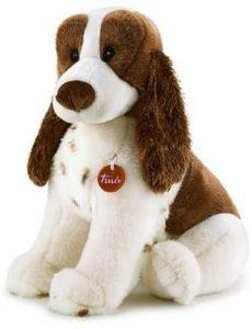 Peluche de Cocker Spaniel de 38 cm de Trudi - Los mejores peluches de cockers - Peluches de perros