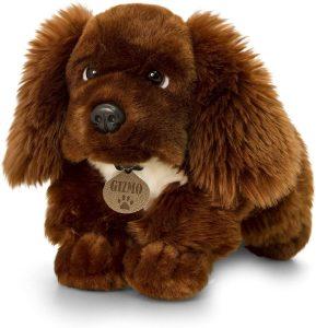 Peluche de Cocker Spaniel de 39 cm de Keel Toys - Los mejores peluches de cockers - Peluches de perros