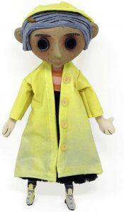 Peluche de Coraline de 55 cm de NECA - Los mejores peluches de los mundos de Coraline - Peluches de Coraline