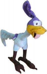 Peluche de Correcaminos de 20 cm - Los mejores peluches del Correcaminos de los Looney Tunes - Peluches de dibujos animados