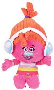 Peluche de DJ Suki de 35 cm de Hasbro - Los mejores peluches de Trolls - Peluches de dibujos animados