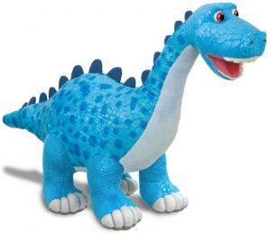 Peluche de Diplodocus de Roar de 25 cm - Los mejores peluches de Diplodocus - Peluches de dinosaurios de cuello largo