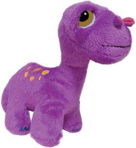 Peluche de Diplodocus de Suki Gifts International de 16 cm - Los mejores peluches de Diplodocus - Peluches de dinosaurios de cuello largo