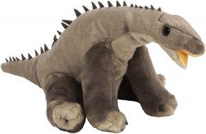 Peluche de Diplodocus de Wild Republic de 30 cm - Los mejores peluches de Diplodocus - Peluches de dinosaurios de cuello largo