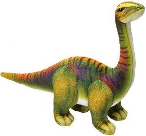 Peluche de Diplodocus de Wild Republic de 39 cm - Los mejores peluches de Diplodocus - Peluches de dinosaurios de cuello largo