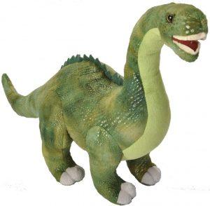 Peluche de Diplodocus de Wild Republic de 43 cm - Los mejores peluches de Diplodocus - Peluches de dinosaurios de cuello largo