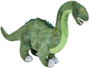 Peluche de Diplodocus de Wild Republic de 63 cm - Los mejores peluches de Diplodocus - Peluches de dinosaurios de cuello largo