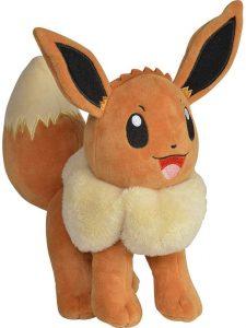 Peluche de Eevee de 28 cm - Los mejores peluches de Eevee - Peluches de Pokemon