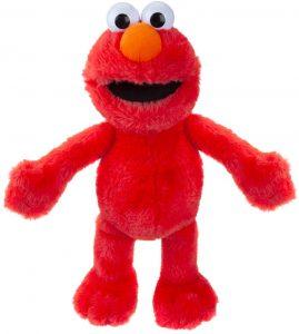 Peluche de Elmo de 30 cm de NICI - Los mejores peluches de Barrio Sésamo - Peluches de personajes de Elmo