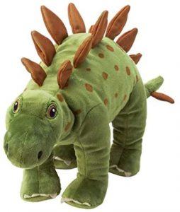 Peluche de Estegosaurio de IKEA de 50 cm - Los mejores peluches de Estegosaurio - Peluches de dinosaurios