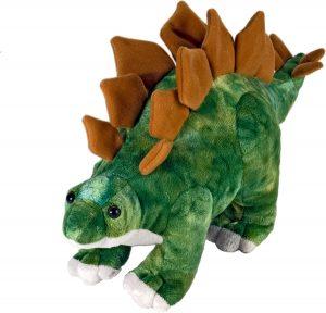 Peluche de Estegosaurio de Wild Republic de 25 cm - Los mejores peluches de Estegosaurio - Peluches de dinosaurios