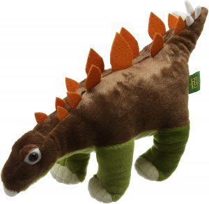 Peluche de Estegosaurio de Wild Republic de 30 cm - Los mejores peluches de Estegosaurio - Peluches de dinosaurios