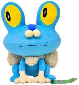 Peluche de Froakie de 27 cm - Los mejores peluches de Froakie - Peluches de Pokemon