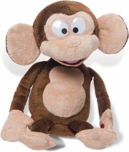 Peluche de Funny Monkey - Los mejores peluches de Club Petz - Peluches de animales de Club Petz