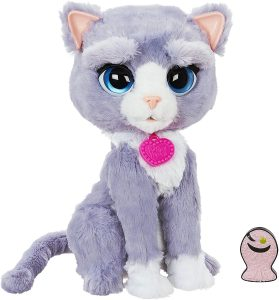 Peluche de Gatita Bootsie - Los mejores peluches de Furreal Friends - Peluches de animales de Furreal Friends