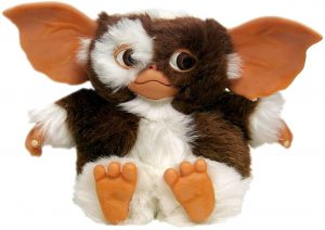 Peluche de Gizmo con sonido de los Gremlins de NECA de 20 cm - Los mejores peluches de los Gremlins - Peluches de Gizmo