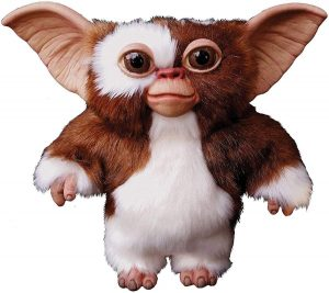 Peluche de Gizmo de los Gremlins de Trick or Treat Studios de 25 cm - Los mejores peluches de los Gremlins - Peluches de Gizmo