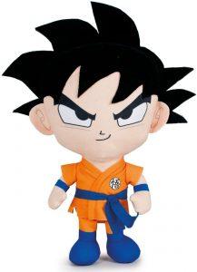 Peluche de Goku de Dragon Ball Z de 22 cm clásico - Los mejores peluches de Dragon Ball Z - Peluches de Dragon Ball Z