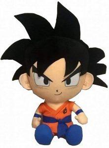 Peluche de Goku de Dragon Ball Z de 25 cm - Los mejores peluches de Dragon Ball Z - Peluches de Dragon Ball Z