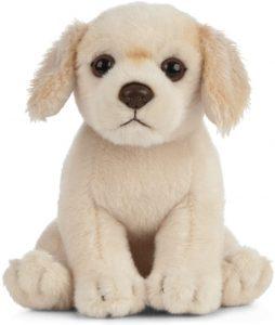 Peluche de Golden Retriever de 16 cm de Living Nature - Los mejores peluches de goldens retriever - Peluches de perros