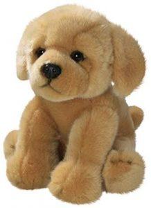 Peluche de Golden Retriever de 22 cm de Carl Dick - Los mejores peluches de goldens retriever - Peluches de perros