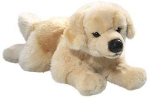 Peluche de Golden Retriever de 40 cm de Carl Dick - Los mejores peluches de goldens retriever - Peluches de perros