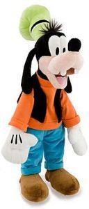 Peluche de Goofy de Disney Embroidered de 50 cm - Los mejores peluches de Goofy - Peluches de Disney