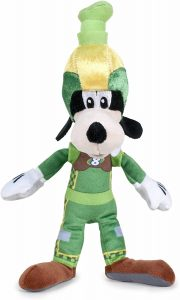 Peluche de Goofy de Famosa Softies de 20 cm - Los mejores peluches de Goofy - Peluches de Disney