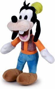 Peluche de Goofy de Famosa de 25 cm - Los mejores peluches de Goofy - Peluches de Disney