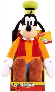 Peluche de Goofy de Just Play de 40 cm - Los mejores peluches de Goofy - Peluches de Disney