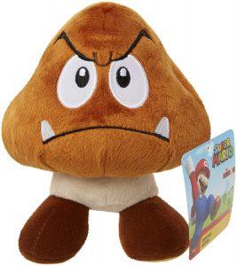 Peluche de Goomba de 15 cm de Nintendo - Los mejores peluches de Goomba de Super Mario - Peluches de personaje de Mario