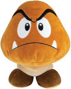 Peluche de Goomba de 40 cm de Nintendo - Los mejores peluches de Goomba de Super Mario - Peluches de personaje de Mario