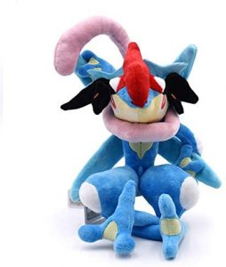 Peluche de Greninja de 30 cm - Los mejores peluches de Greninja - Peluches de Pokemon