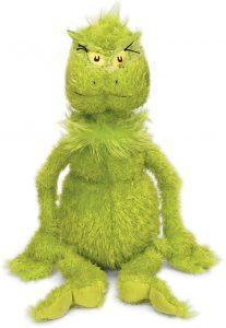 Peluche de Grinch de 23 cm de Manhattan Toy - Los mejores peluches de Grinch - Peluches de Grinch