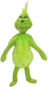 Peluche de Grinch de 30 cm 2 - Los mejores peluches de Grinch - Peluches de Grinch
