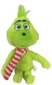 Peluche de Grinch de 30 cm - Los mejores peluches de Grinch - Peluches de Grinch