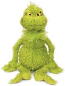 Peluche de Grinch de 36 cm de Manhattan Toy - Los mejores peluches de Grinch - Peluches de Grinch